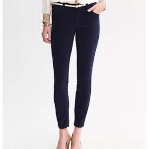 Banana Republic Skinny Ankle Corduroy Pants